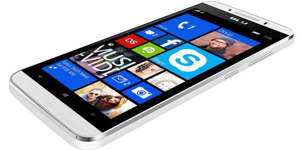 blu x150e smartphone 5 4G lte doble-sim qualcomm-snapdragon-410 1.2ghz quad-core 1gb 8mp