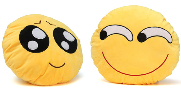 cojines emoji expression oferta