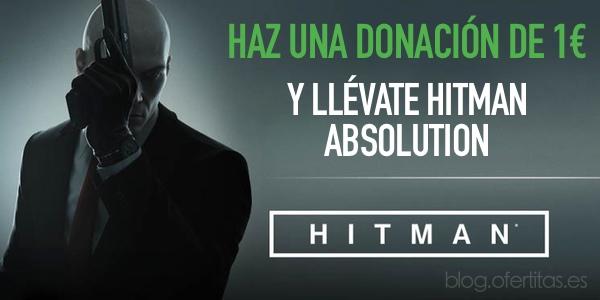 Hitman Absolution barato
