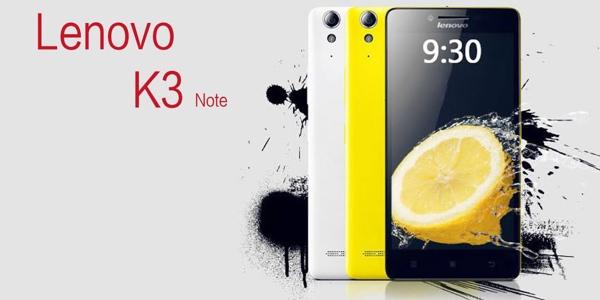 Lenovo K3 Note 4G barato