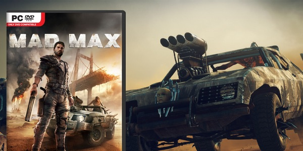 Mad Max Steam barato