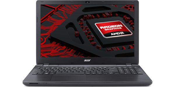 portatil acer aspire e5-551g-f4a9 amd quad core windows 8.1 radeon