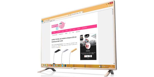 television lg 32lf5610 32 led ips monitor