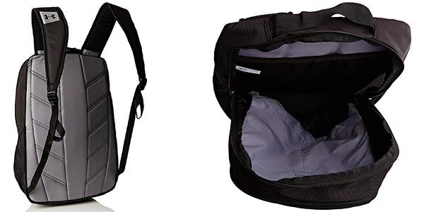 Under Armour mochila técnic Hustle acolchada y resistente