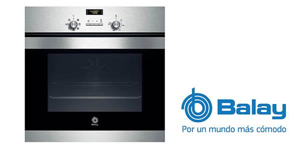 Oferta balay 3hb516xm horno de carro extra ble con aqualisis for Oferta encimera y horno