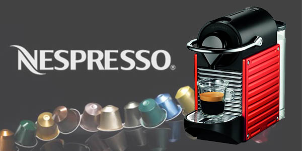 Oferta nespresso pixie red xn3006 krups al mejor precio for Nespresso firma
