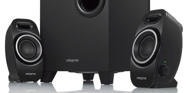 Altavoces Creative A-250 baratos