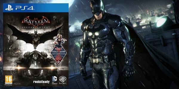 Batman Arkham Knight PS4 barato