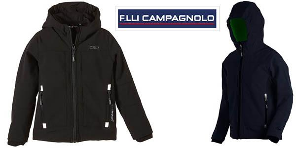 Campagnolo chaqueta senderismo niño