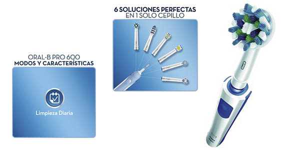 cepillo oral pro action barato