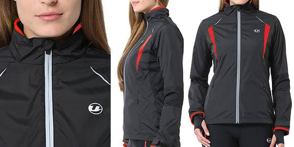 chaqueta impermeable ligera Ultrasport Stretch Delight en oferta