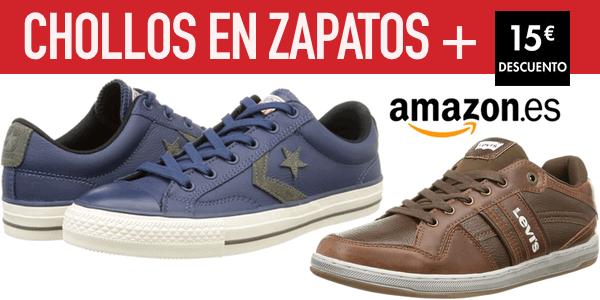 Chollos incre bles en zapatillas y zapatos de amazon 2015 for Zapateros baratos amazon