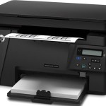 impresora multifunción HP LaserJet Pro MFP M125NW