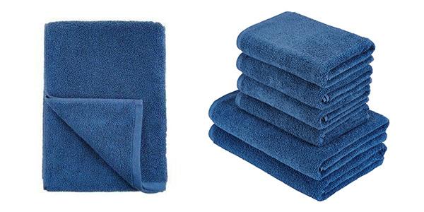 Juego toallas baño barato