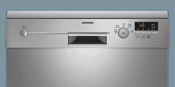 lavavajillas Siemens clase A oferta