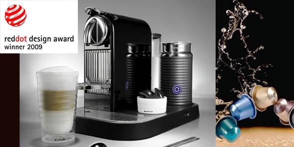 Nespresso Citiz Aeroccino barata
