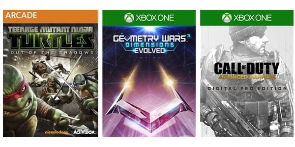Ofertas Activision Xbox septiembre 2015