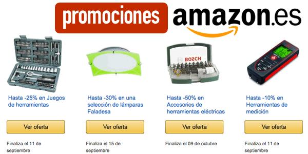 Ofertas Amazon España septiembre 2015