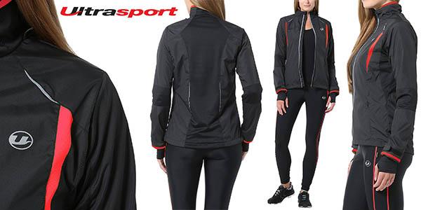 Ultrasport Stretch Delight chaqueta de senderismo para mujer barata