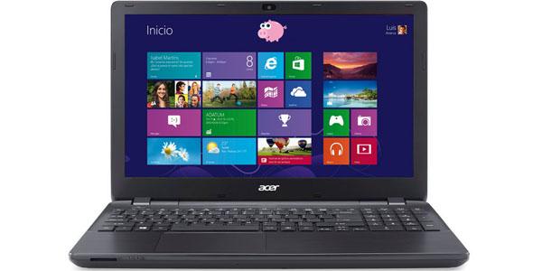 acer aspire e5 573 327z intel core i3 4005u 4gb 500gb 15.6 portatil