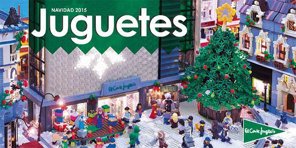 Cat logo juguetes el corte ingl s 2015 con 25 de regalo - Catalogo regalos corte ingles ...