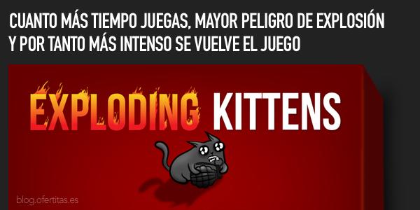 jugar a Exploding Kittens
