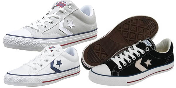 Chollazo zapatillas Converse Star Player a partir de 27,96€