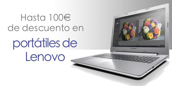 portátiles Lenovo baratos en Amazon