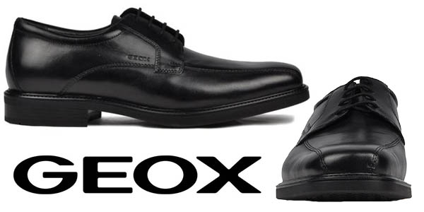 Uomo Zapatos 21€ Londra Por 66 Chollo Geox Sólo dxQrshtC