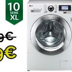 lavadora LG f1495bda barata