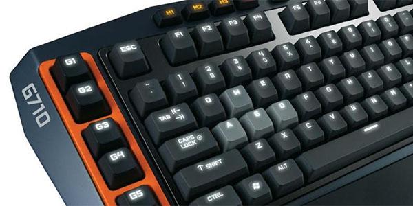 Logitech G710+ gaming