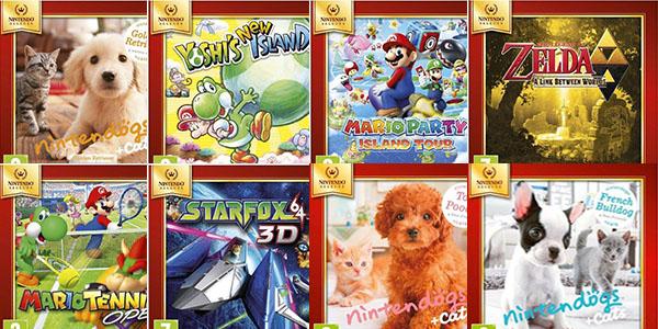 Juegos Nintendo Selects Para Nintendo 3ds Por Solo 16 99