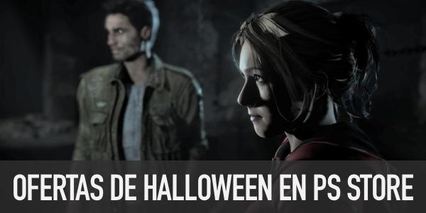Ofertas Halloween PS Store 2015
