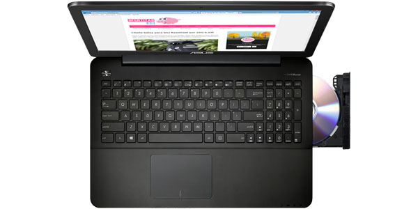 portatil asus x554lj xx510h intel i3 5005u 4gb 500gb gt920m 15.6 teclado