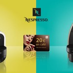 Oferta cafetera Nespresso