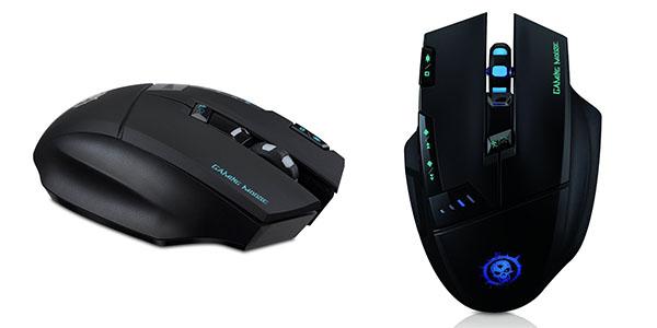 Ratón Gaming inalámbrico