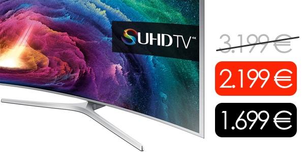 Samsung UE55JS9000 al mejor precio