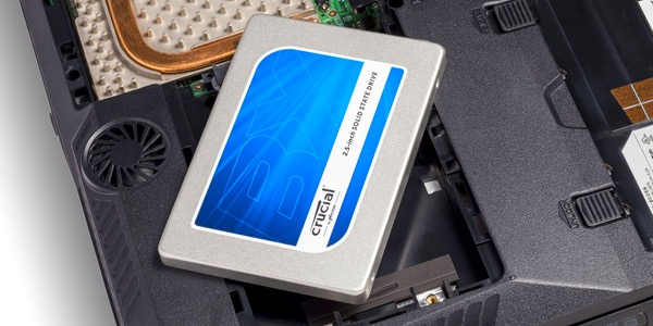 SSD Crucial BX100 barato