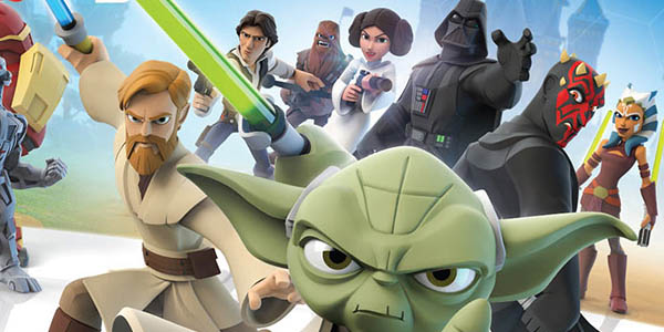 Figuras Star Wars Disney Infinity