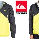 Quiksilver cazadora new wave