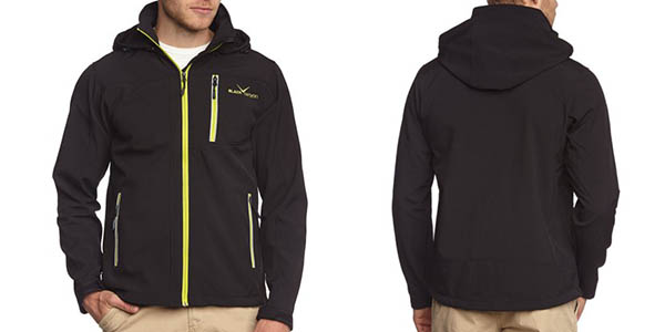 paquete elegante y resistente la venta de zapatos oferta especial Chollo chaqueta para hombre Black Canyon por 35,96€ con ...