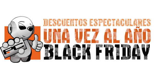 Black Friday 2016 en PcComponentes