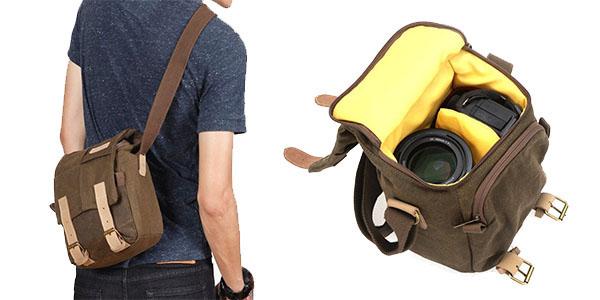 Bolsa para cámara digital impermeable