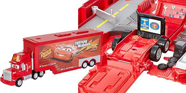 cars 2 camión Mattel barato