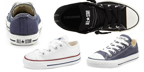 converse niños all star