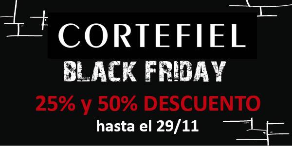 Black Friday Cortefiel