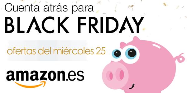 Los Chollos Del Mi 233 Rcoles 25 En El Black Friday De Amazon