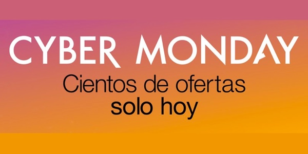 AMAZON CYBER MONDAY ESPAÑA