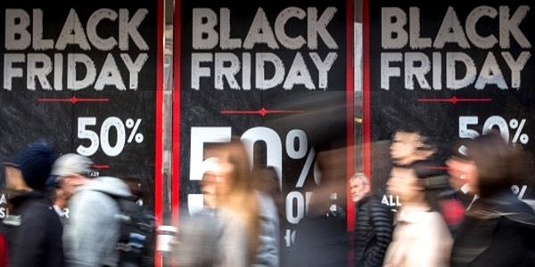 Tus compras de Navidad en el Black Friday