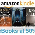 Descuentos eBooks Kindle Black Friday